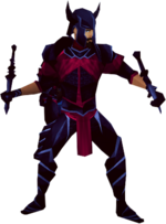 Zamorakian sniper (Heart of Gielinor)