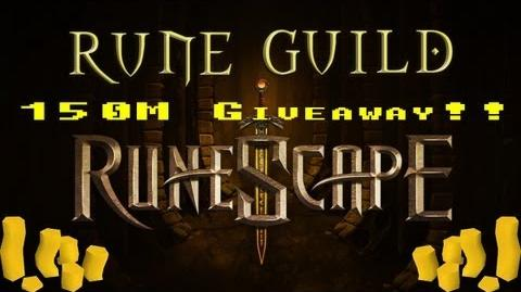 The Rune Guild 150,000,000 rsgp Giveaway