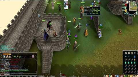 IP clan event -Clan war vs Kingdom of Varrock