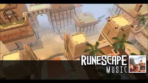 Kharidian Bustle - Runescape Music SOUNDTRACK