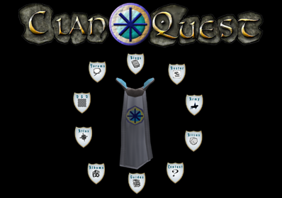 Runescape Website mainpage