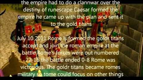 The Runescape Roman Empire
