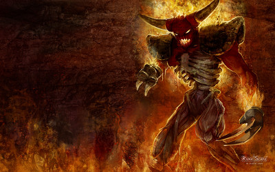 Tormented Demon bg