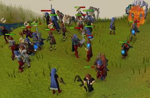 Clan Castle Wars