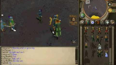 The Runescape Rebels Clan Wars
