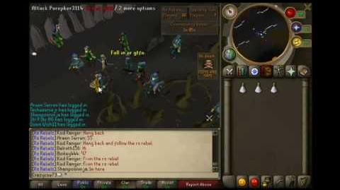 The Runescape Rebels face off against Clan GoG!