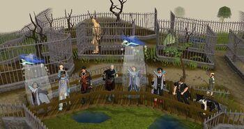 Clan quest peng hunt