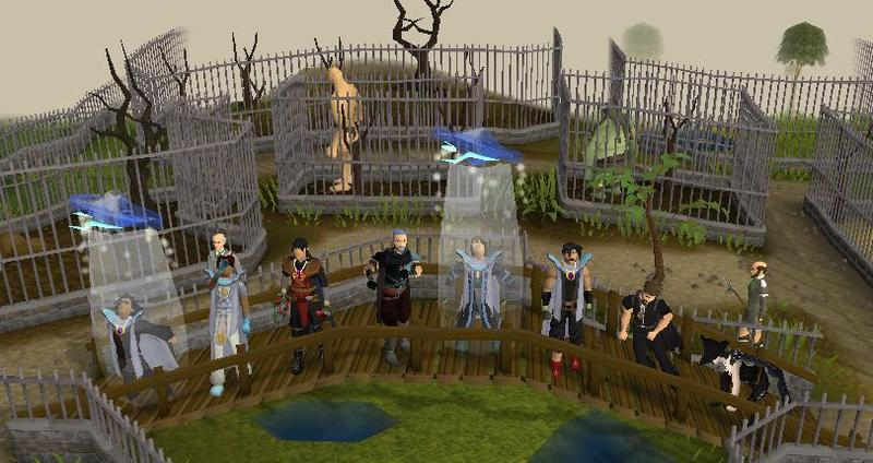 how to start a clan in runescape