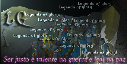 Legends Of Glory Signature