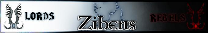 Zibens-Banner