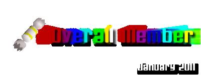 Overallmemberjanuary-1-