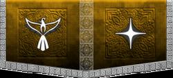 Silen-Knights flag