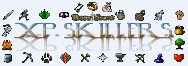 Xp skillers logo