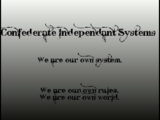 The Confederate Independent Systems