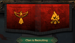 Clan logo ip