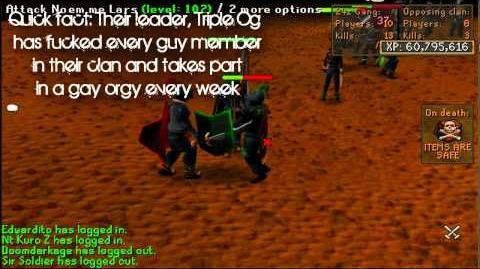 Runescape-24z Mofoz Kicks Ass Part 2-Killin' Ragnaroks