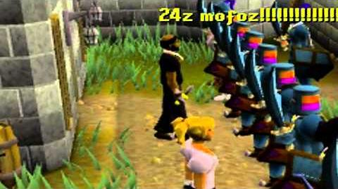 Runscape-24z Mofoz Kicks Asses (The Assassins)