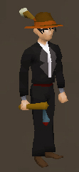 Axe Gang Boss Uniform