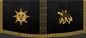 Tranquil Dawn banner