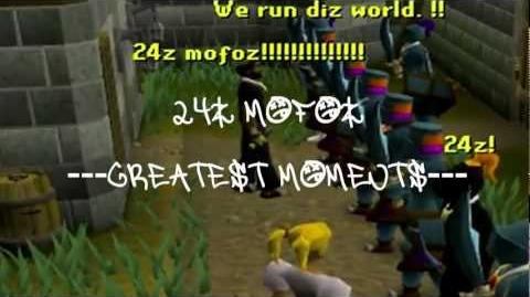 24z Mofoz Greatest Moments --Preview--