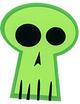 Greenskull logo