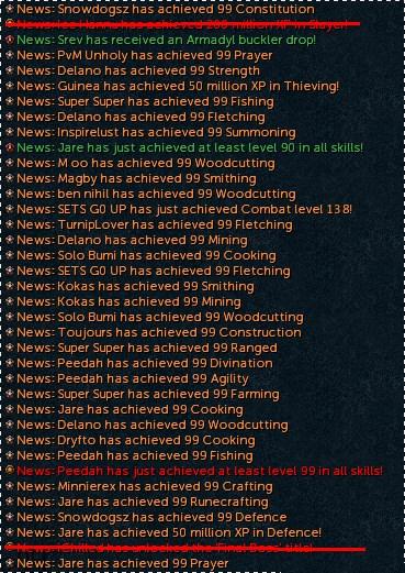 Mass achievement May 16 2015
