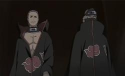 Hidan and Kakuzu's debut