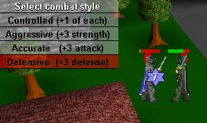 RSC Combat