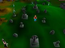 West ardy graveyard