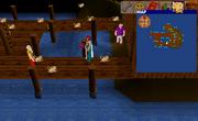 Fishing Platform