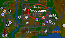 Handelmort Mansion map