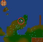 Magic Whistle Teleport Location
