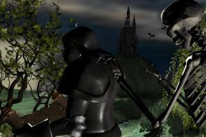 Knight-under-attack