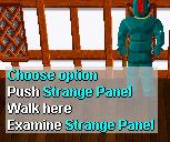 Strange Panel
