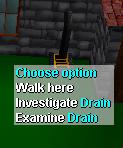 Murder drain