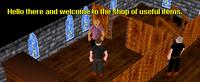 Legends' Guild Shop