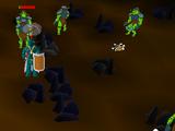 Wilderness hobgoblin mine