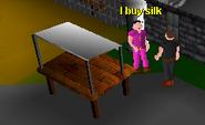 Silk Stall