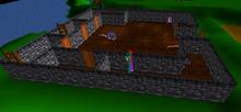 Maze ground floor