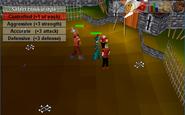 Fight arena ogre