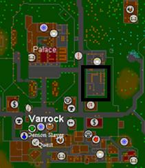Varrock Museum location