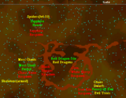 Red Dragon Isle map