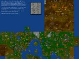 RuneScape Classic Map