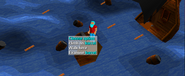 Fishing Trawler failed