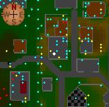 Flying Horse Inn - Map