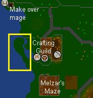 Hobgoblin peninsula map