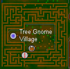 Tree gnome village