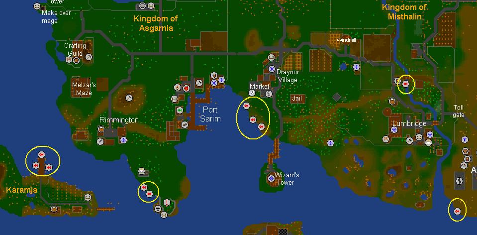 Fishing Runescape Classic Wiki Fandom Powered By Wikia