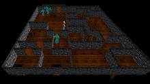 Maze 1st floor