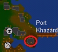 Fishing Trawler General Store location